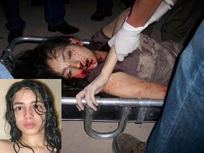 Aliaa+Al+Mahdy+Blog Alia Majida Al-Mahdi: Falschbilder über ihren Tod ...