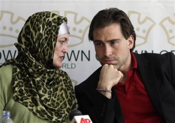 Ali, Ex Sean Stone ist zum Islam konvertiert