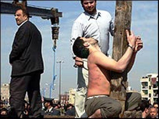 Auspeitschungen Im Islam