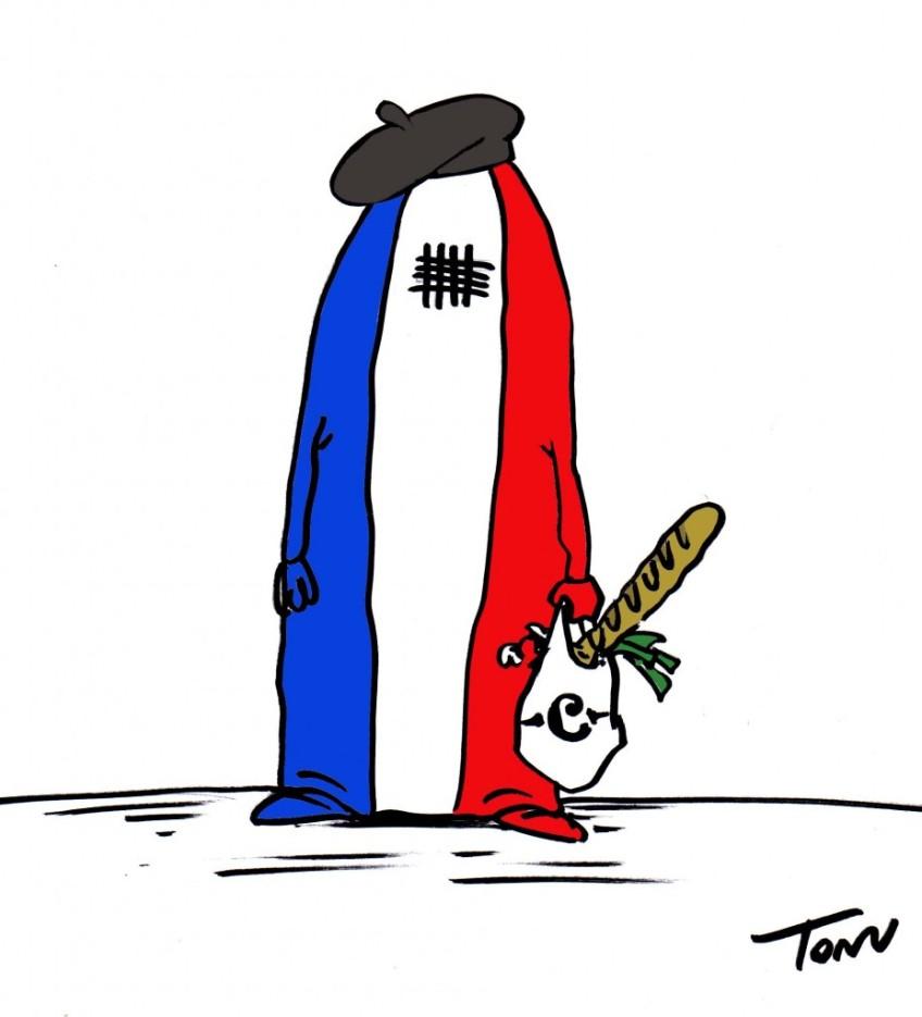 Die Präsenz des Islam in Frankreich