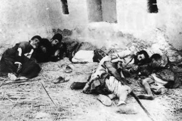 Der iranische Genozid 1917 - 1919