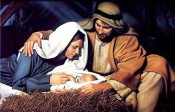Die Geburt des Herrn Jesus Christus