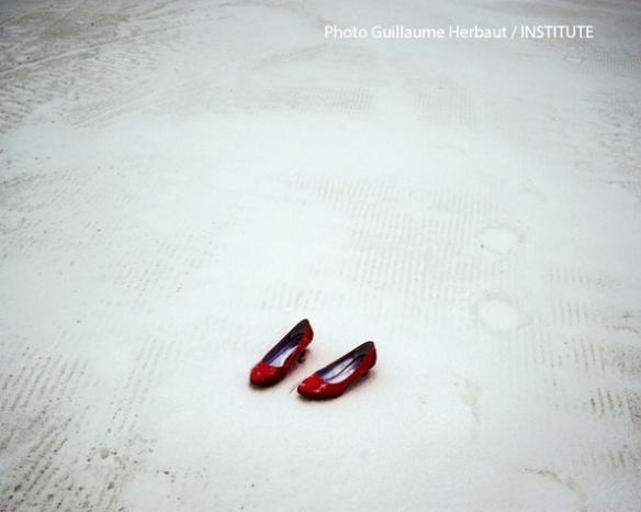 Alia Majida Al-Mahdi_Bildquelle Elle Magazin_© Guillaume Herbaut