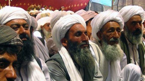 afghanische Mullas_Bildquelle AFP