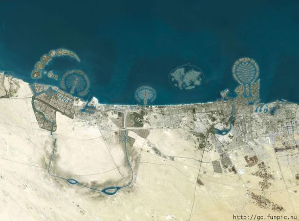 Al-Nakhil (Palm Islands)
