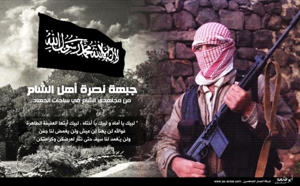 Die Jabhat al-Nusra in Syrien