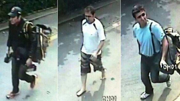 Die mutmaßlichen iranischen Terroristen von Thailand_Bildquelle Herald Sun