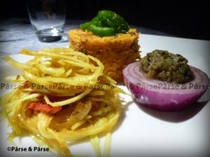 Krautreis an Curry-Weisskrautsalat und roterTorschizwiebel 02_wz