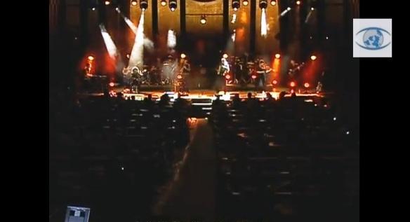 Ritas Konzert bei der UN-Versammlung