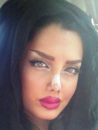 Iranische Angelina_die junge Iranerin, die unbedingt wie Angelina Jolie aussehen will_sie kommt aus Tajriš in Teheran