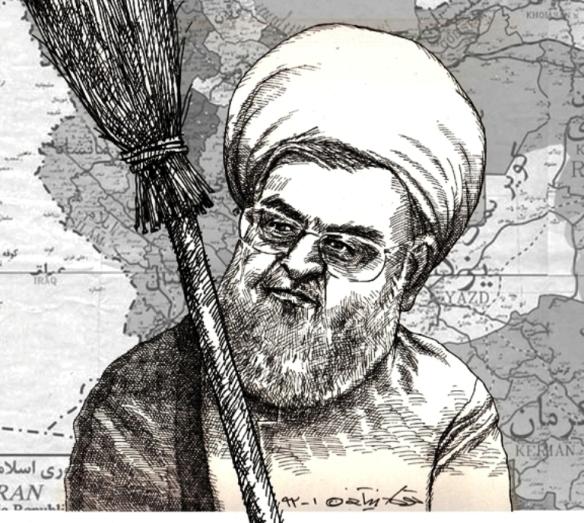 Der Laufbursche Rouhani