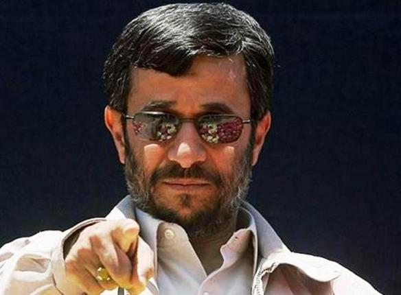 Der Tabubrecher Ahmadinedschad