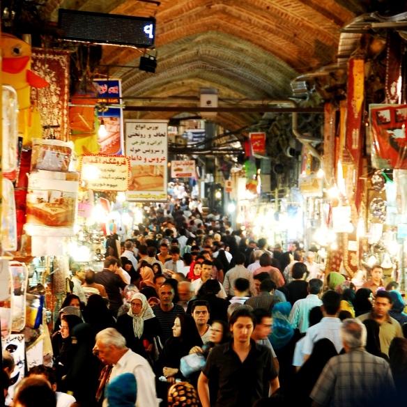 Teheraner Basar