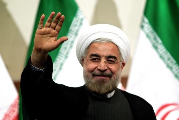 IRAN-POLITICS-ROWHANI