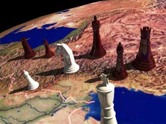 Das Schachspiel im Nahen Osten