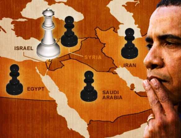 Der große Krieg im Nahen Osten