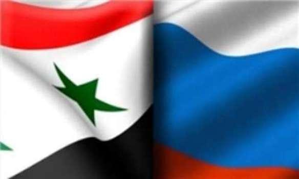 Syrien-Russland