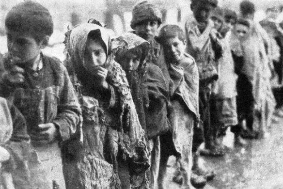 armenischen Kinder