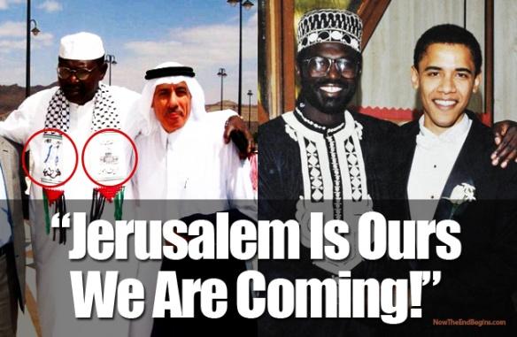 Jerusalem gehört uns, wir kommen