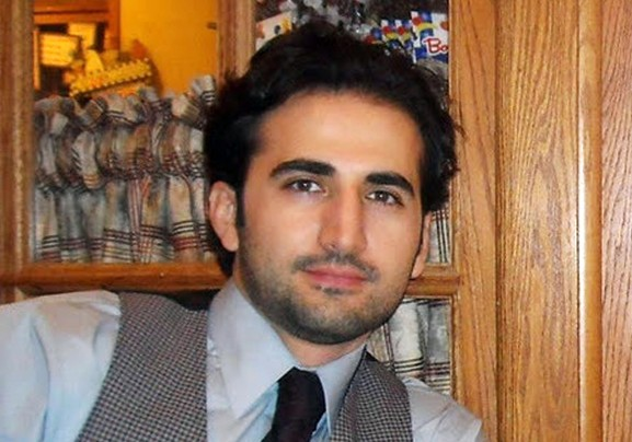 Foto: Associated Press  Amir Hekmati, ein ehemaliger US Marine