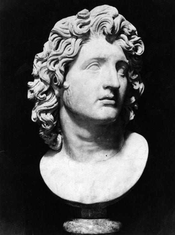 Abb.1 Alexander von Makedonien