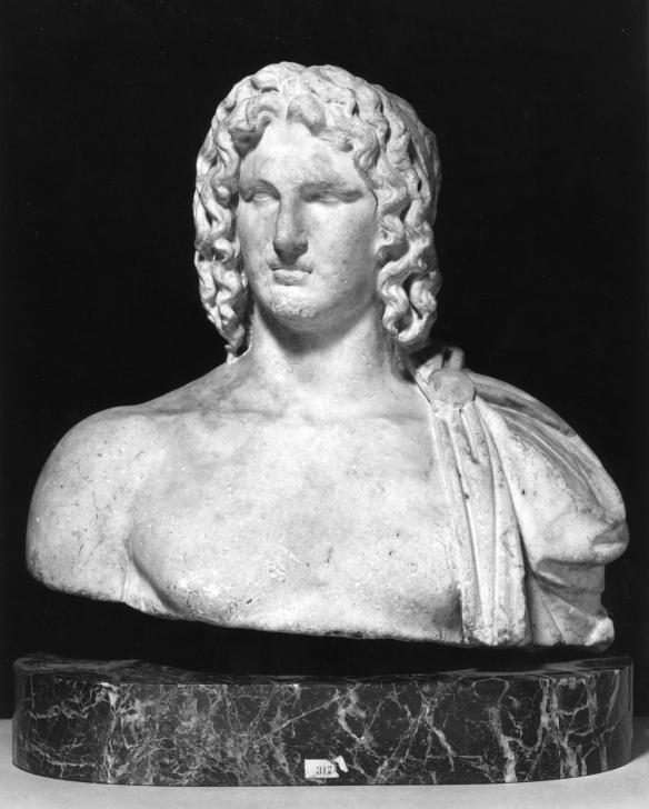 Abb. 1 Alexander von Makedonien