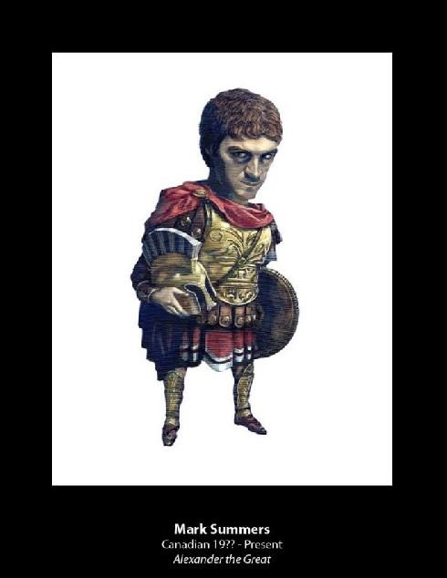 Alexander von Makedonien