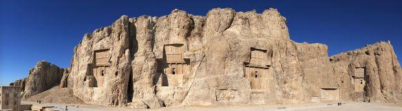 Königsgräber der Achämeniden