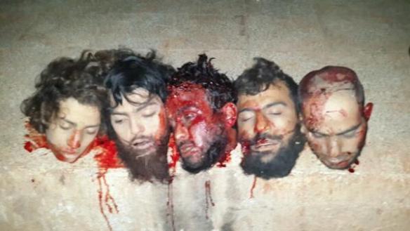 Islamisches Koepfen