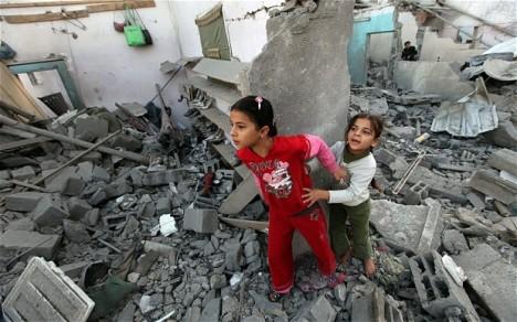 Guerra de Gaza 2