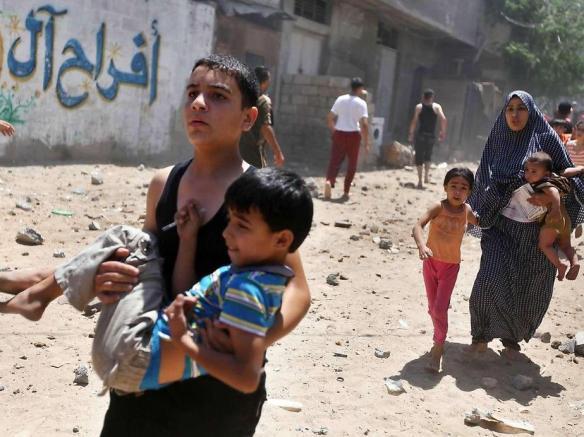 Krieg in Gaza