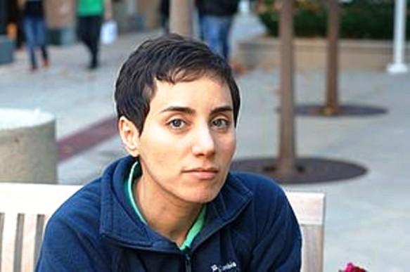 Maryam Mirzakhani_Bildquelle Süddeutsche_Foto © IMU
