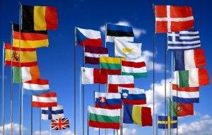 EU Flaggen Bildquelle: Berlin.de
