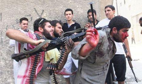 Fuente: islamicinvitationturkey.com Al Nusra Frente