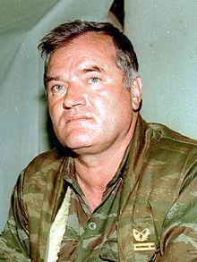 Ratko Mladić 1993