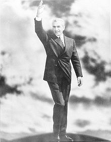Bildquelle: wikipedia Shah Mohammad Reza Pahlavi