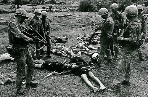 Ermordung von Zivilisten durch die US-Army im Vietnamkrieg