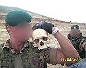 Totenschändung durch deutsche Soldaten in Afghanistan