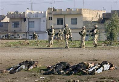 Bildquelle: Wikipedia.de Ermordete Leichen in Mosul