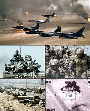 Bildquelle: Wikipedia.de 2. Golfkrieg