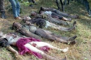 Opfer aus Gornji Šadići