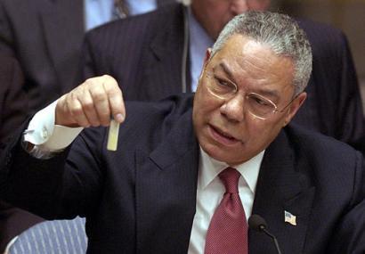 Bildquelle Wikipedia.de Collin Powell Der skrupellose  Lügner