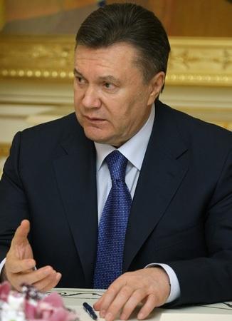 Wiktor Janukowytsch 2011