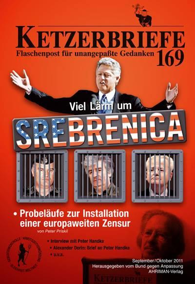 Der Ahriman-Verlag berichtete im Magazin Ketzerbriefe über die Zensurbestrebungen der GfbV und anderer Medien.