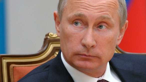 Bildquelle: Mercur-online.de Waldimir Putin