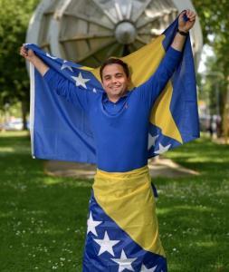 Kovačević als glühender bosnisch-muslimischer Nationalist