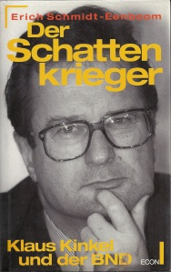 Der deutsche Geheimdienstexperte Erich Schmidt-Eenboom berichtete über die Verstrickung des BND während Vorbereitung der Kriege im ehemaligen Jugoslawien
