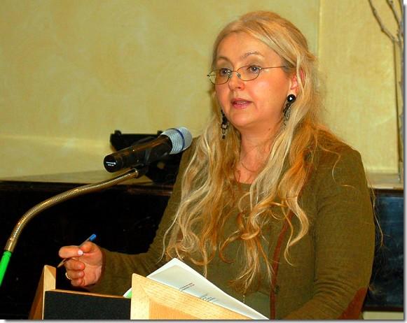 Jasna Čaušević: bosnische Chefpropagandistin der GfbV