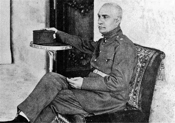 Rezâ Šâh Pahlavi