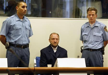 Miroslav Deronjić: wurde durch psychische und physische Gewalt zur Falschaussage gezwungen